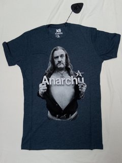 Remera ANARCHY Lemmy - comprar online