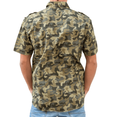 Camisa SPY LIMITED Warrior desert - buy online
