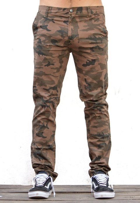 Pantal?n SPY LIMITED Pant Camo