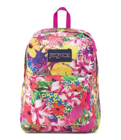 Mochila JANSPORT Superbreak Tropical Mania