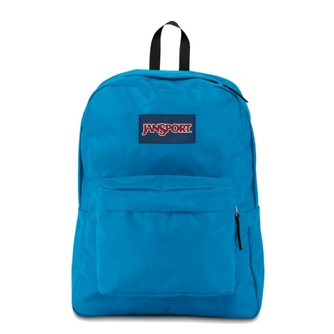 Mochila JANSPORT Superbreak Blue Crest