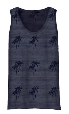 Musculosa SPY LIMITED Palm Sprint