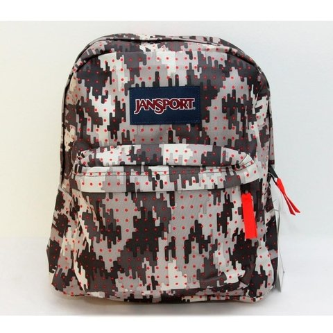 Mochila JANSPORT Spring Break Hgh Rs Rd Cm Dt