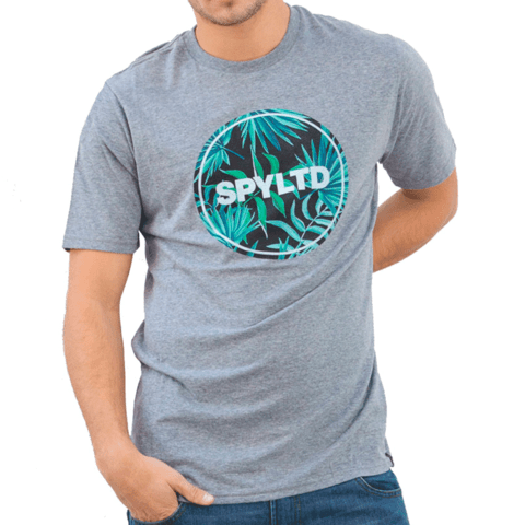 Remera SPY LIMITED Circle Palm