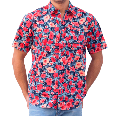Camisa SPY LIMITED Manonu Flores