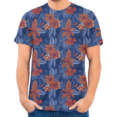 Remera SPY LIMITED Tropical Night