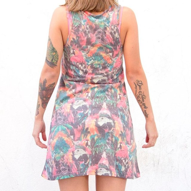 Vestido SPY DOLLIES Parrot - buy online