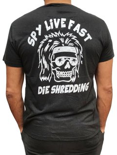 Remera SPY LIMITED Skull Fast Snow - buy online