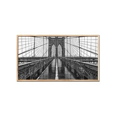 Brooklyn Bridge (Blanco y Negro)