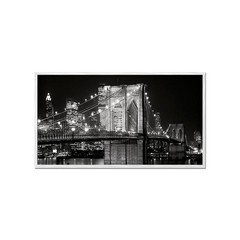 Brooklyn Bridge at Night - tienda online