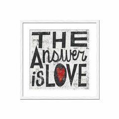 Imagen de The Answer is Love