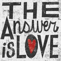 The Answer is Love en internet