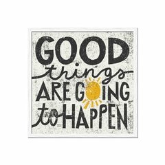 Good Things Are Going to Happen - tienda online