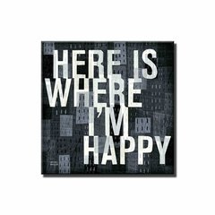 Here Is Where I'm Happy - comprar online