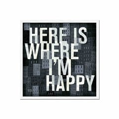 Here Is Where I'm Happy - tienda online