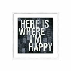 Imagen de Here Is Where I'm Happy