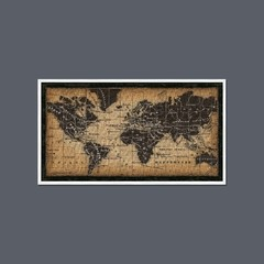 Old World Map - tienda online