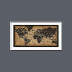 Imagen de Old World Map