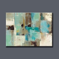 Teal and Aqua Reflections - comprar online