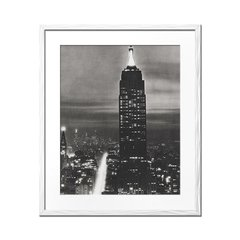 Imagen de Empire State Building in Black and White