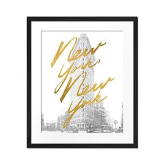 New York New York - Sur Arte Shop - Cuadros