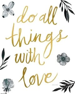 Do All Things With Love en internet