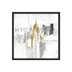 Empire State Building on White en internet