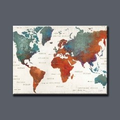 Colorful World I - comprar online