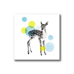 Sketchbook Lodge Deer - comprar online