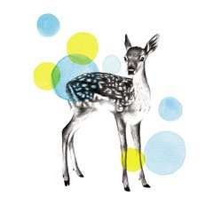 Sketchbook Lodge Deer en internet