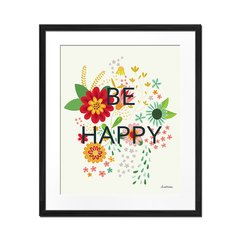 Be Happy - Sur Arte Shop - Cuadros