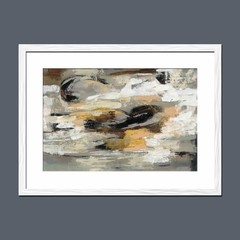 Neutral Abstract - Sur Arte Shop - Cuadros