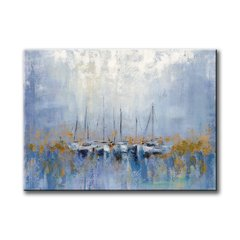 Boats on the Harbor I - comprar online