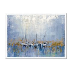Boats on the Harbor I - tienda online