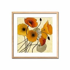 Pumpkin Poppies II - comprar online
