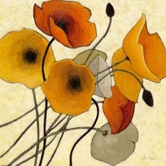 Pumpkin Poppies II en internet