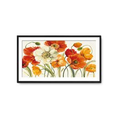 Poppies Melody I - Sur Arte Shop - Cuadros