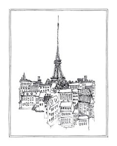 Paris Sketch en internet