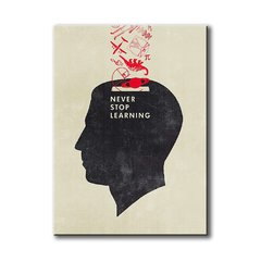 Never Stop Learning - comprar online