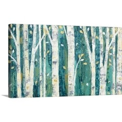 Birches in Spring - comprar online