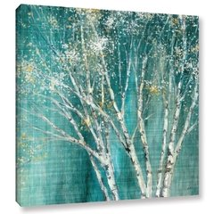 Blue Birch - Sur Arte Shop - Cuadros