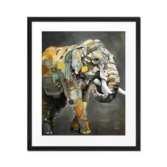 Asian Elephant - Sur Arte Shop - Láminas y Cuadros