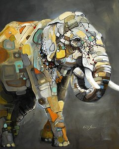 Asian Elephant en internet