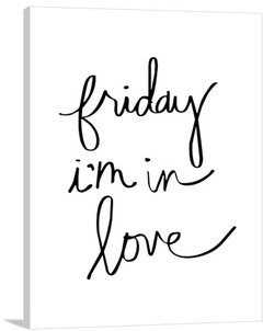 Friday I'm in Love en internet