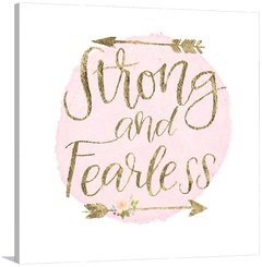 Girl Power I Strong and Fearless - comprar online