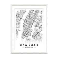 Imagen de New York City Map