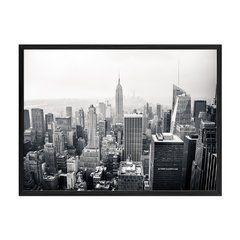 New York in Black and White - Sur Arte Shop - Láminas y Cuadros