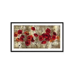 Tender Poppies - Sur Arte Shop - Cuadros