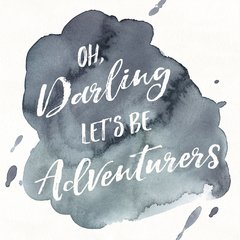 Watercolor Wanderlust Adventure I - comprar online