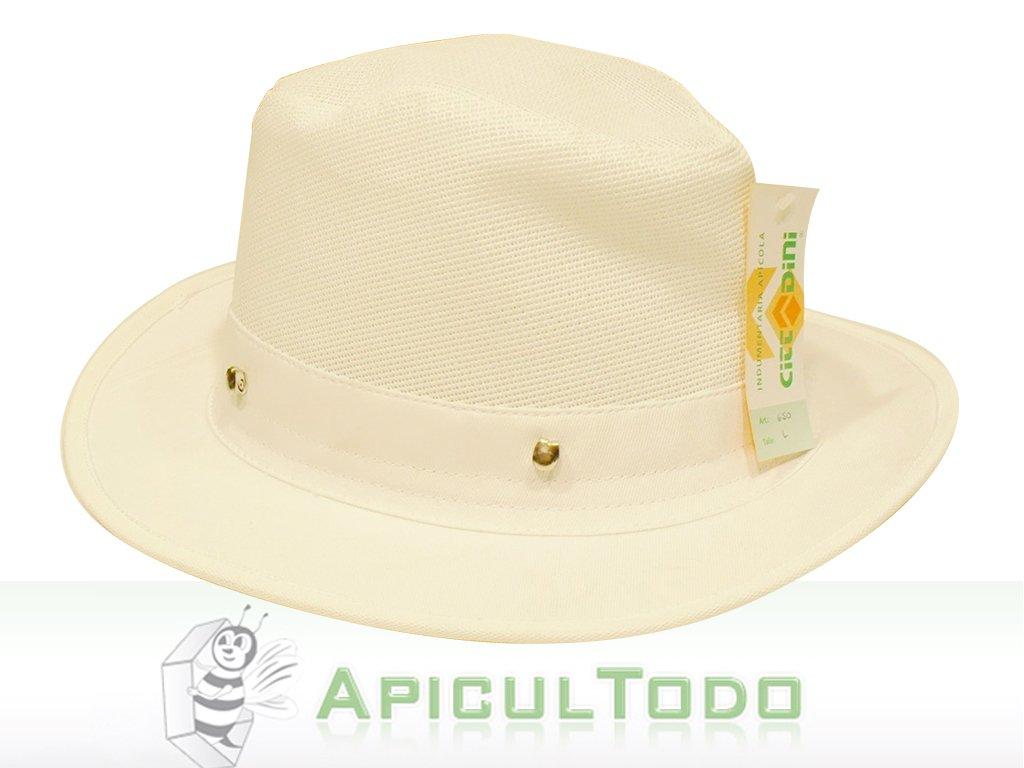 SOMBRERO DE TELA VENTILADO - Comprar en ApiculTodo srl — ApiculTodo srl 8c8627f6622